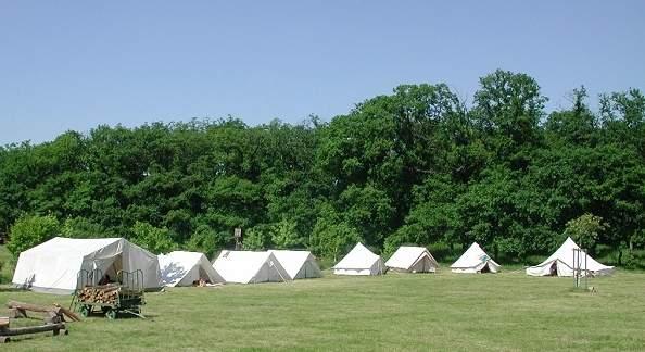 Public camp